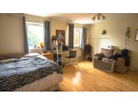 LARGE DOUBLE BEDROOM with ENSUITE BATHROOM available for 20 DAYS