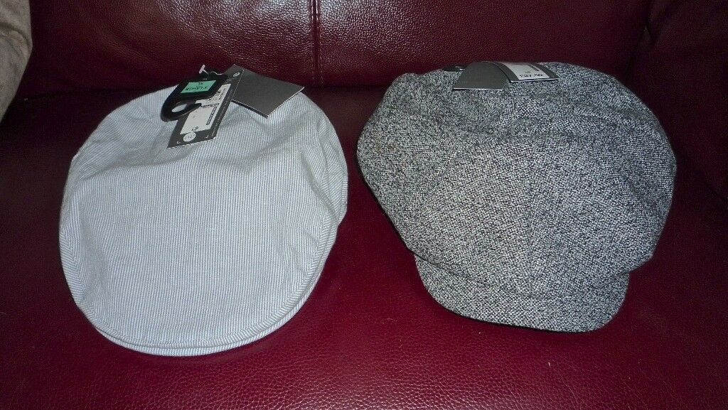 047a9de8a Two brand new Marks   Spencers Mens caps
