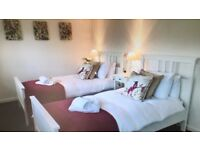 Short stay two bedroom apartments and houses in St Albans