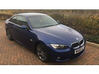BMW M SPORT COUPE E92 320I IMMACULATE CONDITION