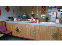 Chinese takeaway with accommodation in Southampton for sale