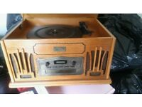 selling my record player good condition