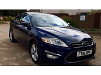 Ford Mondeo Titanium X Full Service Fully Loaded Long Mot