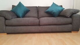 3 seater sofa in excellent condition