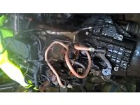 2.2 2009 ford transit fwd complete engine