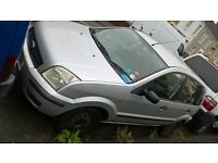 FORD FUSION 2 , 2004 , SEMI AUTOMATIC ,GENUINE 68K , INTERMITTENT SOLENOID FAULT ON GEAR BOX £275 ,