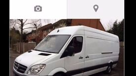 Man with Van removals service