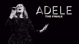 2 x Adele Concert Tickets for (28/06/17) VERY CLOSE Section 132 Row 18 Seat 268 & 269
