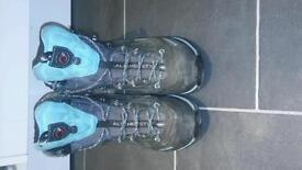 Mammut ALTO HIGH GTX womens walking boots size 5