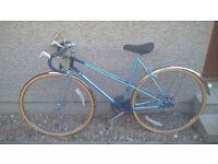 """Ladies 21"""" Vintage Retro Raleigh Wisp Bike Bicycle"""