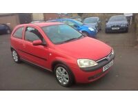 VAUXHALL CORSA SXI LOW MILES VERY CLEAN CHEAPER PX WELCOME £775