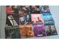 24 different Ulster Gospel / Folk Vinyl LPs Outlet Echo LBJ etc £12 the lot