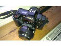 Minota 5000 35mm film camera