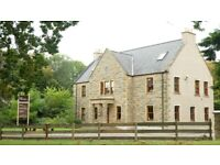 Serviced office to let in Fochabers