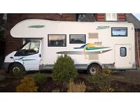 Chausson Welcome 28 Motorhome