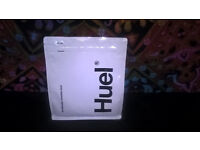 FOR SALE 1.74kg HUEL vanilla flavour nutritionally complete powdered food NEW & UNOPENED