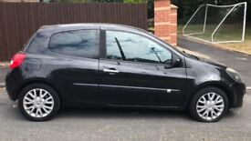 RENAULT CLIO 3 DOOR HATCHBACK MOT OCTOBER 2006 56 PLATE DRIVES 100%