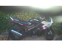 125cc lexmoto xtr