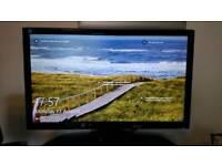 Asus wide-screen monitor hd