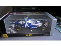 Formula 1 1:18 scale model cars