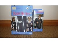 Babybjorn baby carrier with cover