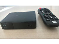 Wifi Extender & WD TV MEdia Player