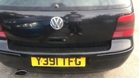 vw golf 2001 ( PETROL)