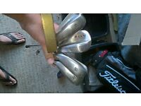 Second Hand Starter Golf Club Set for Sale with bag