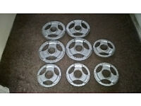 Olympic Tri Grip Weight Plates 15kg