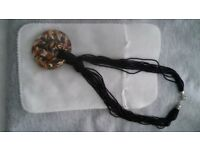 Milano glass necklace