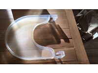 Stokke chair play tray
