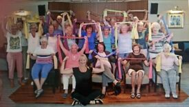 Fitness Classes for Older Adults £4.00 (Pay as you go)