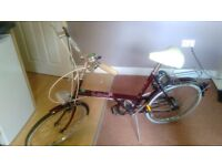Vintage Raleigh Solitaire bike for sale...... £45.00 ONO !!!