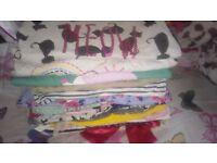 Big bundles for girl 0-18 months.