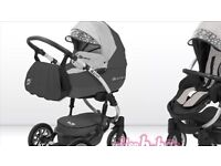 3in1 push chair