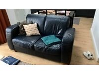 Barker and Stonehouse 3 seater leather sofa