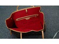 Louis Vuitton Neverfull Monogram MM Tote Bag 9342d6ccf3fd4