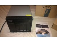 Cisco NSS 324 4TB,External Hard Drive