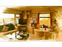 2 bed caravan 25th Aug and July summer hols clarach bay holiday village