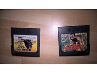 2 sega game gear games for sale
