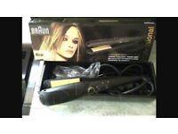 Braun Ceramic Professional Hair straighteners