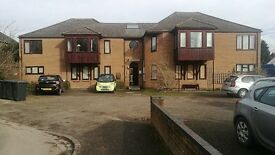 One bedroom modern flat either furnished or unfurnished in Chesterton