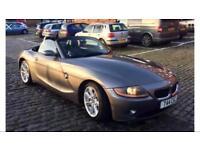 BMW Z4 E85 2.5L petrol