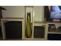 Display, storage unit, tv table and shelving, nest tables, wall unit, side board