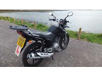 2011 Yamaha YBR125 Motorbike