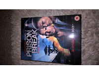 Prison Break DVD Complete Box Set- Seasons 1-4 & Final Break- Excellent Condition £10