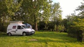 Citroen dispatch campervan