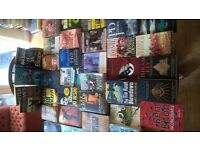 SALE ..BARGAIN BUNDLE OF 50 MENS P/B FICTION CLEARANCE PRICE £10 THE LOT