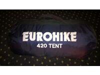 Eurohike 420 TS (4 berth tent)