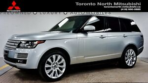 2013 Land Rover Range Rover Supercharged NO ACCIDENT